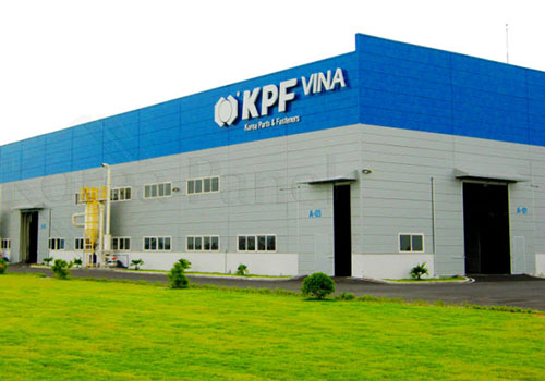 Công ty TNHH KPF Việt Nam hợp tác với EMRO Việt Nam