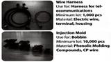 Công ty V-Honest Co., Ltd tìm kiếm nhà sản xuất các thiết bị
