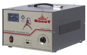 Đại lý phân phối sạc acqui Robot tại Hà Nội