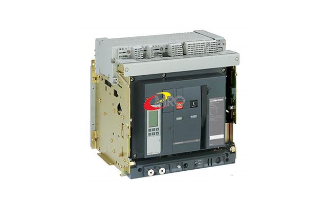 ATS bộ chuyển đổi nguồn Schneider 1600A 3P 100kA