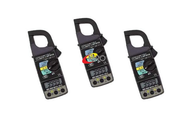 Ampe kìm KYORITSU 2007A, K2007A (400600A)