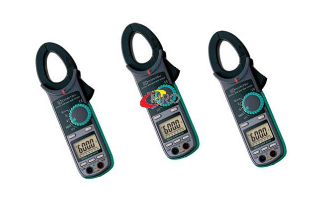 Ampe kìm KYORITSU 2040, K2040 (600A)