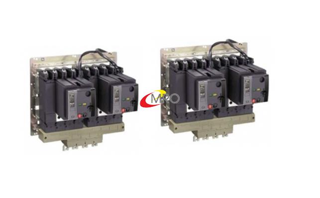 Bộ tự động chuyển đổi nguồn Schneider ATS NSX 3P 160A 70kA ATSNSX016H3FTM