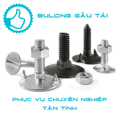 Đại lý phân phối Bulong gầu tải