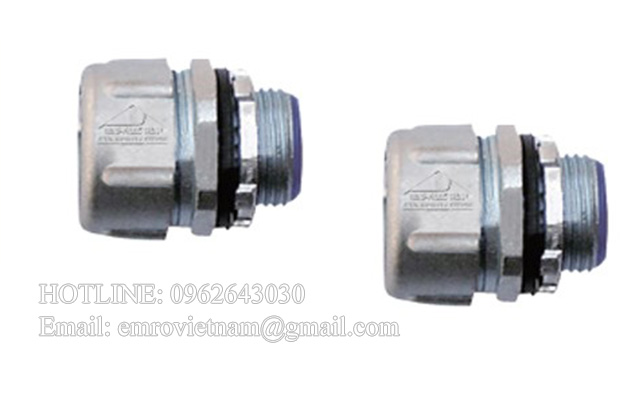 Đầu nối ống mềm kín nước Panasonic, ống thép luồn dây điện tại Hà Nội