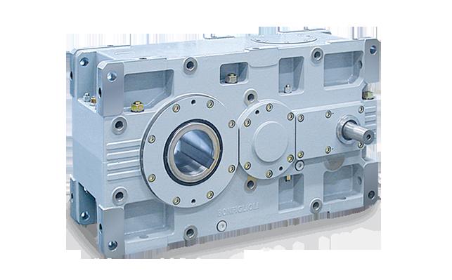 Động cơ giảm tốc trục song song Bonfiglioli F20, 4 poles, 230400V-50HZ