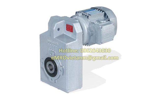 Động cơ giảm tốc trục song song F51, 4 poles, 230400V-50HZ
