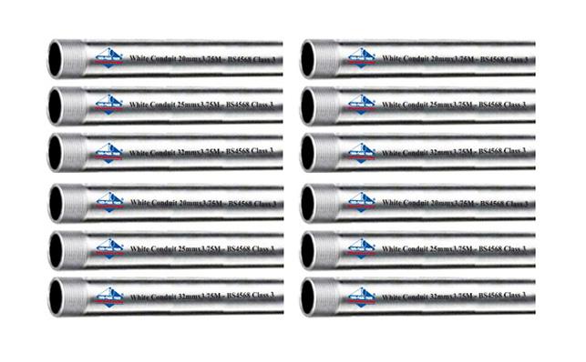 Ống thép luồn dây điện BS4568, ống luồn dây điện Panasonic