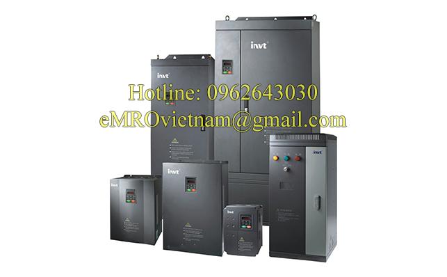 Biến Tần INVT CHV100 Vector Vòng Kín - Kinh Tế