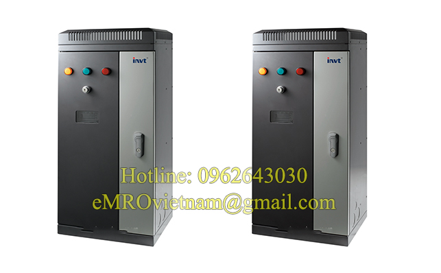 Tủ Biến Tần INVT Chuyên Cho Máy Ép Nhựa CHV110