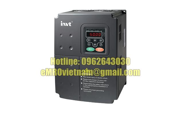 Biến Tần INVT CHV160A chuyên cho cung cấp nước