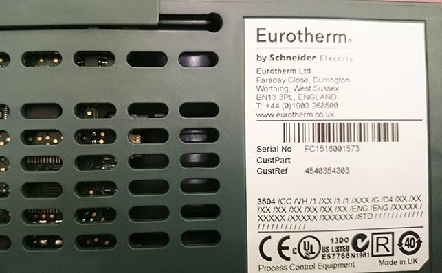 Bộ điều khiển nhiệt độ 3504