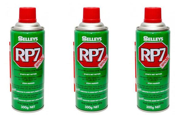 Dầu chống gỉ RP7