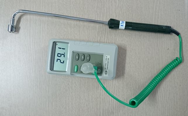 Máy đo nhiệt độ tiếp xúc Tenmars