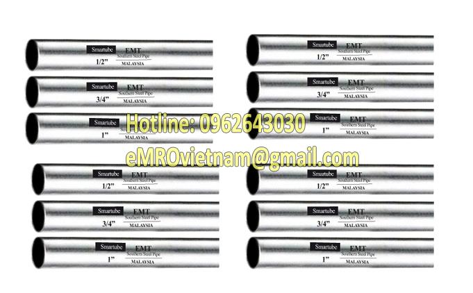 Ống thép luồn dây điện BS4568 Smartube - Malaysia