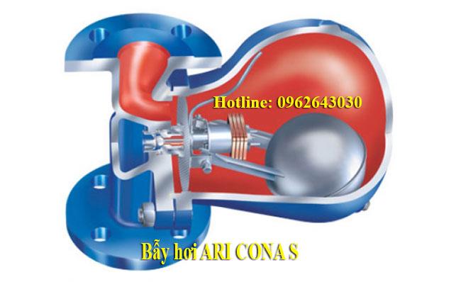 Bẫy hơi ARI model CONA S (Steam Traps) chính hãng, giá tốt