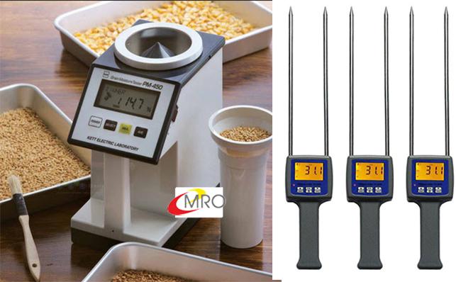 Thiết bị đo ẩm độ nông sản